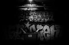 Underground (LoKee Photo) Tags: lokee low key black white tag paris underground nikon nikonpassion d7000