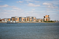 Galleons Point, E16 (MOLIBLOG) Tags: galleonspoint e16 london river thames