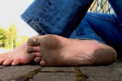 dirty city feet 121 (dirtyfeet6811) Tags: feet soles barefoot dirty feet2 dirtysoles dirtyfeet cityfeet