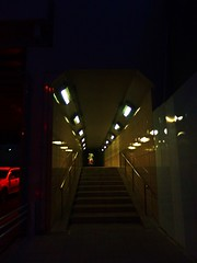 Ikebukuro (MEG/TYO) Tags: tokyo japan ikebukuro tunnel colour olympus xz10   toshima      city night light