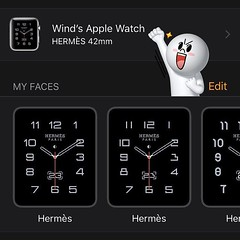 Finally, I remembered to update my #AppleWatch! (WindKoh) Tags: wind windkoh instagram