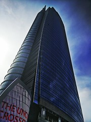 Unicredit tower (marcog91) Tags: unicredit tower milano milan city center architecture new buiding skyscraper grattacielo italy outdoor exploration explore