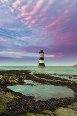 Penmon (Howie Mudge LRPS) Tags: anglesey penmon lighthouse seascape landscape sea water sky clouds reeds seaweed pool wales cymru uk travel travelling traveler outside outdoors nature postcard sunset goldenhour nikon d750 24120mmf4