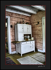 Cupboard Hanka Homstead (the Gallopping Geezer 3.8 million + views....) Tags: building structure historic old museum display park hankshomestead rural country countryside mi michigan upperpeninsula farm home dwelling house interior canon 5d3 tamron 28300 geezer 2016 restored preserved