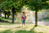 morning sunshine (Studio.R) Tags: asianboy a6300 sonya6300 sonyphoto sony85mmgm portrait photography sunrise 85mm green tree
