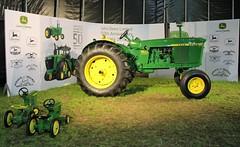 IMG_6077 (lesleydoubleday) Tags: langar farming farmmachinery johndeere johndeere50thcelebration tractor