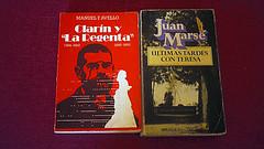 Clarn y La Regenta. Manuel F. Avello (Jusotil_1943) Tags: prensa libros books