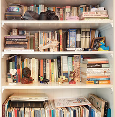 A Bookshelf in my home (Hi-Res Experiments) Tags: highresolution bookshelf detail hasslebladlens rhinocam ptgui stitchedimages