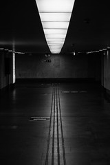 4 lines on the floor (Daniel Kulinski) Tags: city bw white black town europe image daniel creative picture samsung poland getty warsaw 60mm 1977 photograhy nx kulinski nx20 samsungnx samsungimaging danielkulinski samsungnx60mmf28 samsungnx20 samsung60mm