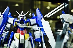 Gundam (ayooitskeo) Tags: anime expo gundam 2012 ax2012