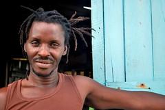 Jamaican (HannahLuu) Tags: summer vacation portrait man dreadlocks island jamaica tropical dreads jamaican negril 2012
