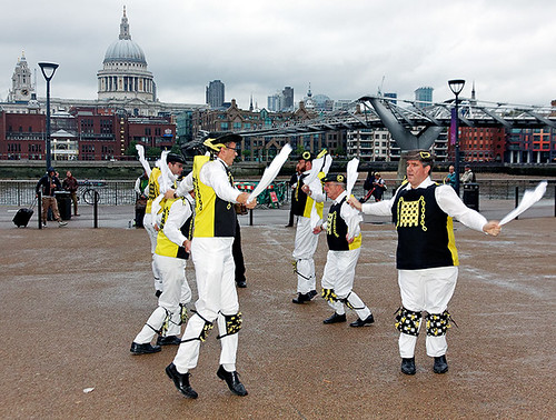 Westminster morris men