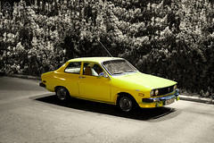 Dacia Coup (1410 Sport) (Daniel Maracine) Tags: auto cars sport photography photo daniel low automotive coupe coup stance dacia wagen 1410 maracine
