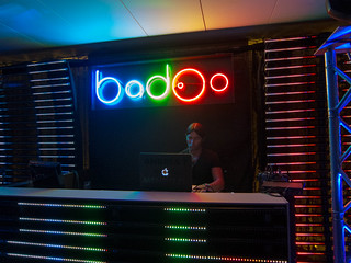 Badoo Party at LeWeb London 2012