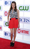 Katie Cassidy CBS Showtime's CW Summer 2012 Press Tour at the Beverly Hilton Hotel - Arrivals Los Angeles, California
