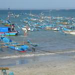 Pangandaran fishing boats thumbnail
