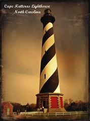 Cape Hatteras Lighthouse, NC 196  799 (Badger 23 / jezevec) Tags: ocean 2005 lighthouse beach faro northcarolina hatteras cape farol phare atlanticocean fyr leuchtturm   latarniamorska  jezevec majk majakka   tuletorn  lumturo   badger23