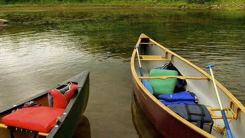 summer river canoe delawareriver