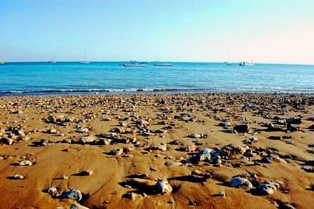 Pantai di Kota Kupang