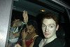 Gymnast Daniel Purvis of Team GB leaving Chinawhite nightclub London, England