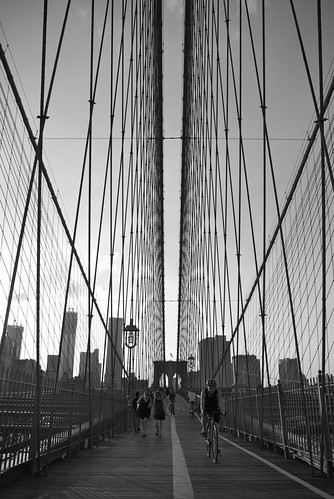 New York City - Brooklyn Bridge