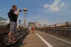 Brooklyn Bridge (Gwenal Piaser) Tags: new york bridge usa newyork brooklyn america canon eos angle wide july wideangle tokina 7d canoneos 116 2012 atx amrique etatsunis 1116mm eos7d canoneos7d unlimitedphotos tokina1116mmf28 tokinaaf1116mmf28 gwenaelpiaser atx116prodx