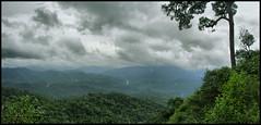 Khao Phanoen Tung view point over the vast beautiful wilderness of Kaeng Krachan National Park, Thailand (Chris Chafer Thanks for 1.5M views & comments) Tags: autostitch wilderness kaengkrachan totallythailand