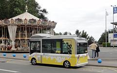 Boulogne sur Mer: Carroussel & Microbus