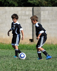 PU U9 VS Galacticos - Sept2011 (darceymann) Tags: united placer galacticos