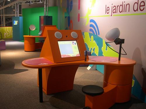 exposition le Jardin des sciences