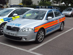 """Leicestershire Police (Emergency_Vehicles) Tags: uk carnival england de hall force leicestershire head leicester 911 police led vehicles r service caribbean emergency 112 whelan tlv skoda octavia fj07 999 montfort bluelights strobes """" constabulary woodway emergencyservice force"""" service"""" police"""" """"police fhq quarters"""" """"force leicestershirepolice leicestershireconstabulary led's """"leicestershire fj07tlv constabulary"""""""