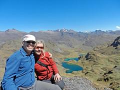 Content (LeelooDallas) Tags: mountain lake peru inca america landscape fuji hiking south steve dana trail alternative hs20 exr iwachow