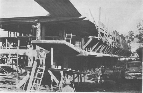 Construcción de Secundaria