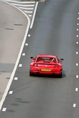 Ferrari F355 Berlinetta, Admiralty, Hong Kong (Kevin Ho  Photography) Tags: red italy black colour classic beauty hongkong italian italia bright top 360 ferrari porsche lamborghini scuderia supercar challenge stradale admiralty f430 612 f355 topgear berlinetta jeremyclarkson 599 458 worldcars le6108