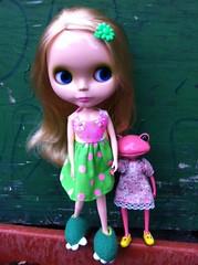Pearl & Framboise