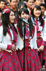 Melody &Nabilah (Tira Arafa) Tags: melody nabilah jkt48