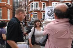 DSC_4196 (Snapperjack) Tags: london protest julianassange assange