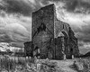 The Remains of Abbeylara (HavCanon.WillTravel) Tags: ireland bw canon abbeys countylongford fdrtools ef24105