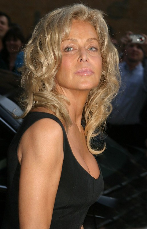FARRAH FAWCETT at The \'Late Night With David Letterman \' Show New York City, USA - 06.04.05 Credit: LK\ WENN