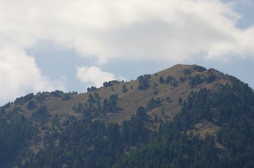 Les montagnes du Boréon