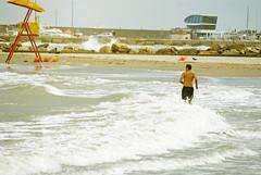 it's not over (mihaela muntean) Tags: sea summer man beach sport health shore runner blacksea getty2012 gettyportrait2012 gettyimage2012 inshap