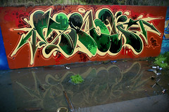 Floater (Strayim) Tags: auckland stray shake vents gumboots rtr