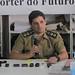 XI curso de Informação sobre Jornalismo em Situação de Conflito Armado e Outras Situações de Violência - 1 Conferência com Ten. Cel. Lamellas