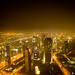 Dubai at Night from the Burj