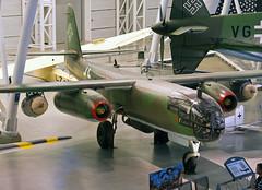 140312 Arado 234B-2 (Irish251) Tags: usa virginia jet center german va ww2 bomber chantilly udvarhazy arado luftwaffe nasm 140312 234b