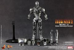 Figura Iron Man Mark II Armor Unleashed (Acero y Magia) Tags: man hot toys iron mark ii armor unleashed figura
