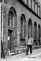 Jacobichorstrae (photobeyDE) Tags: backstein rgen stralsund street mecklenburgvorpommern deutschland de
