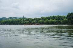 The West Lake (Andy Qiang) Tags: westlake leicax typ113 lake  hangzhou   2016 baochutower  baoshutower