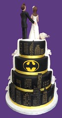 (rolipayne) Tags: black gotham recent wedding batman cake roli