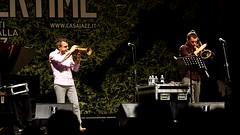Concerto Paolo Fresu_013_7518_Time Lapse (Dubliner_900) Tags: olympus omdem5markii mzuikodigitaled75mm118 micro43 roma rome lazio paolofresu summertime casadeljazz timelapse gianlucapetrella